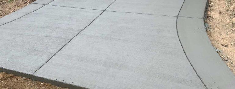 Driveway Concrete