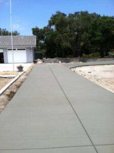 Concrete Contractor Atascadero Driveway